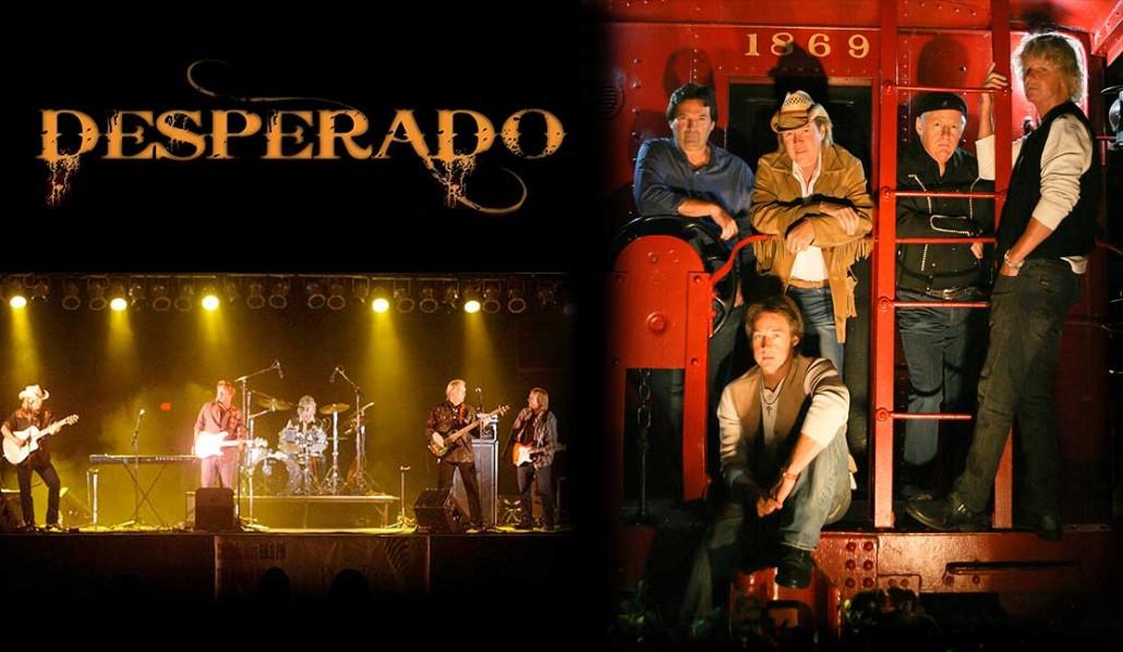 Desperado Eagles Tribute Legendary Shows